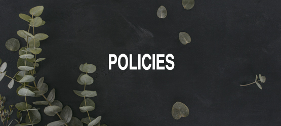 Dosha Salon Spa - Policies