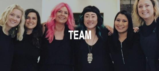 Dosha Salon Spa - Team
