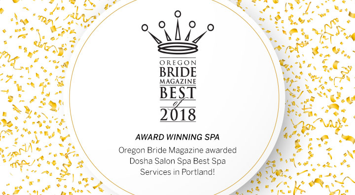 Best of Portland 2018, Best Spa, Salon, Spa, Oregon Bride, Extensions