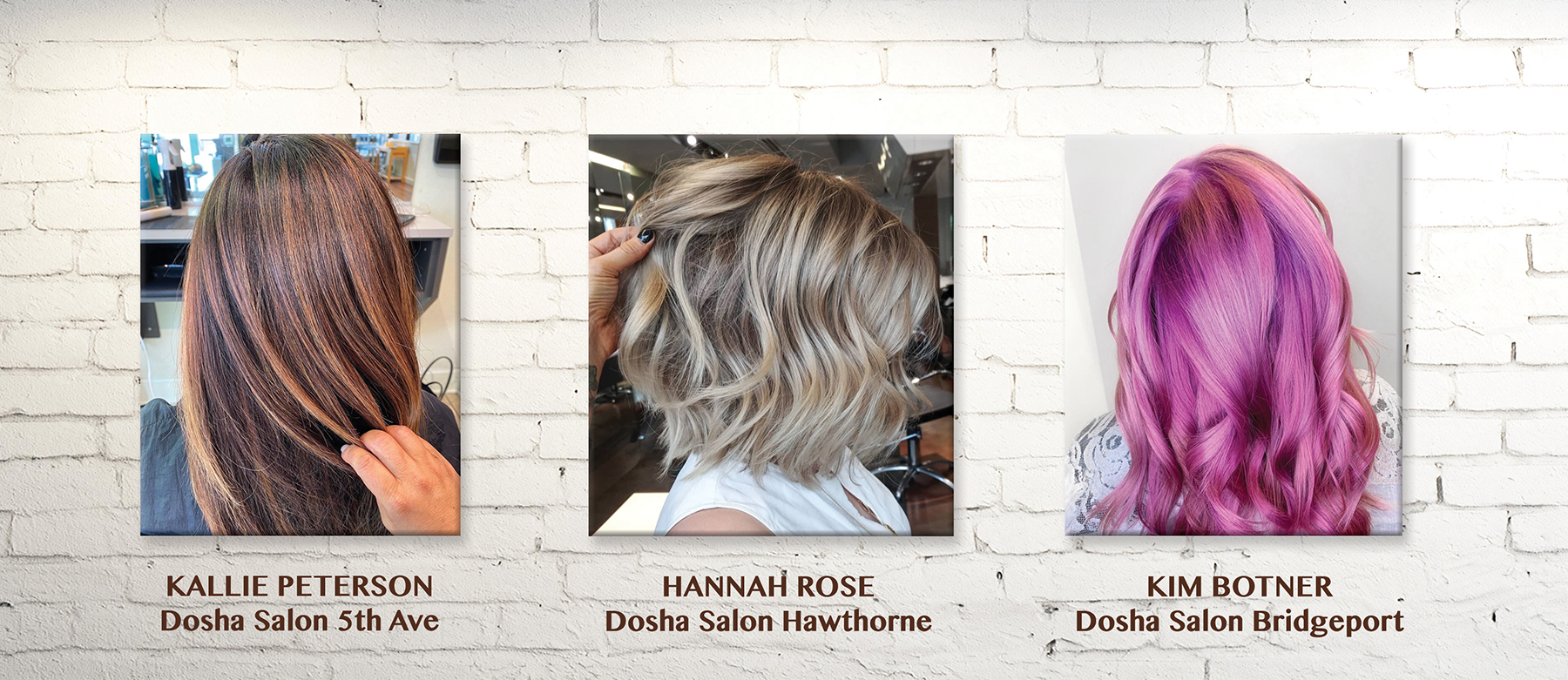 Dosha Salon Spa Master Stylists
