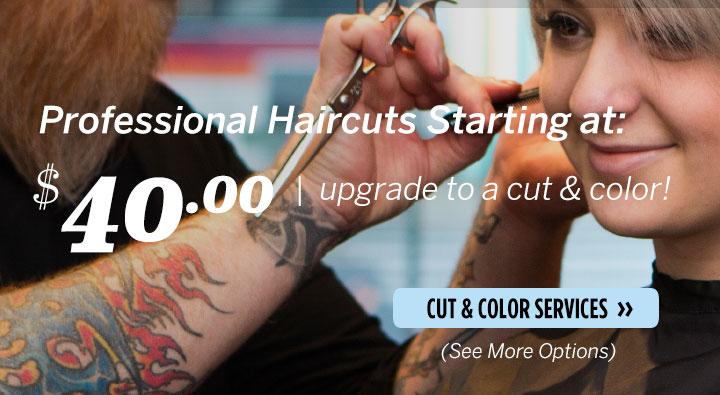 Dosha Haircuts, Dosha Color, Color Services, Salon Services