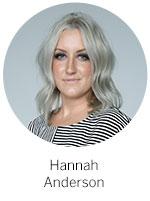 Hannah Anderson Bridal Elite