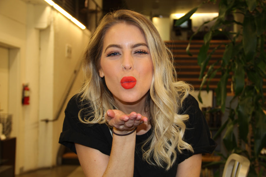 Smashbox Cosmetics Lipstick Lip Color Dosha PDX