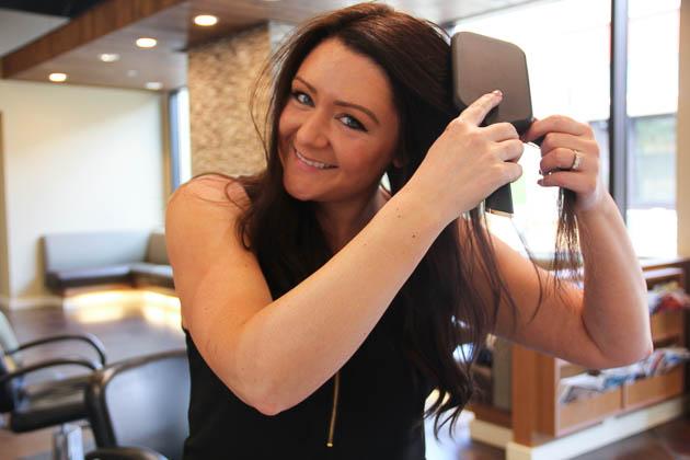 Dosha Salon Aveda Dry Shampoo PDX Portland Summer hair How To Oily hair