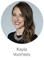 Kayla Voorhees Bridal Elite