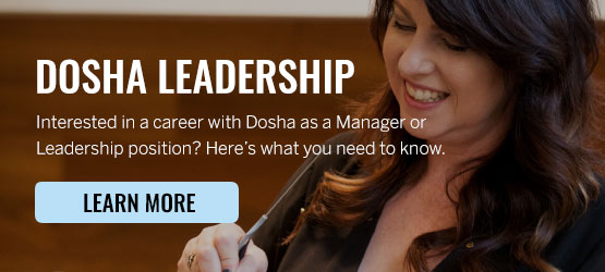 Dosha Careers, Dosha Leadership, Management, Portland Salon