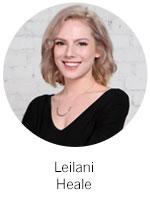 Leilani Heale Bridal Elite
