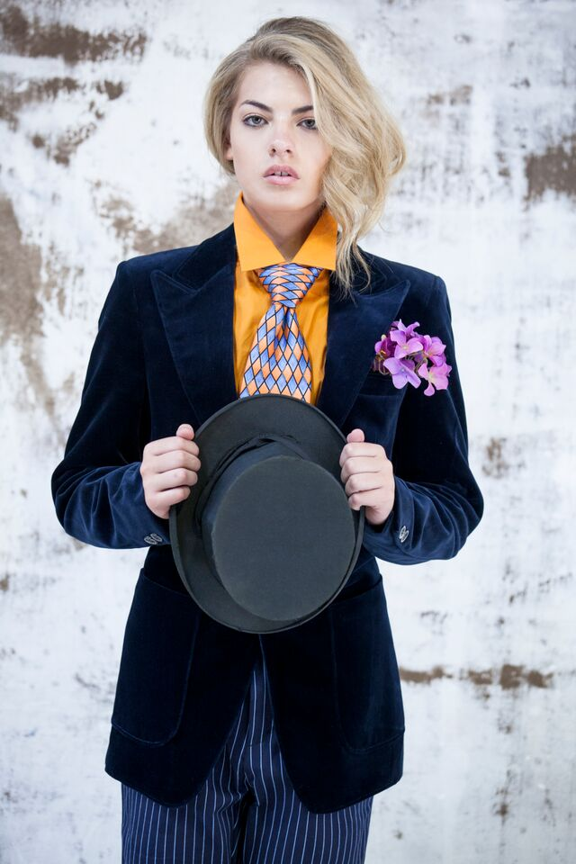 London Street Style, Top Hat, Women's Suits