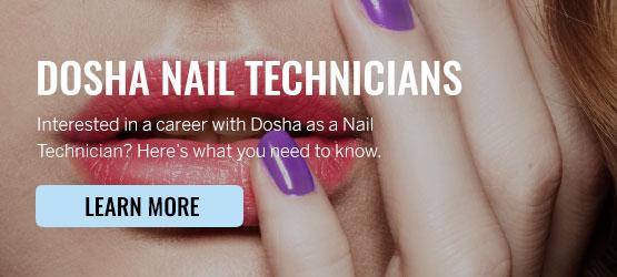 Dosha Nail Technician, Dosha Careers, Portland Nail Tech