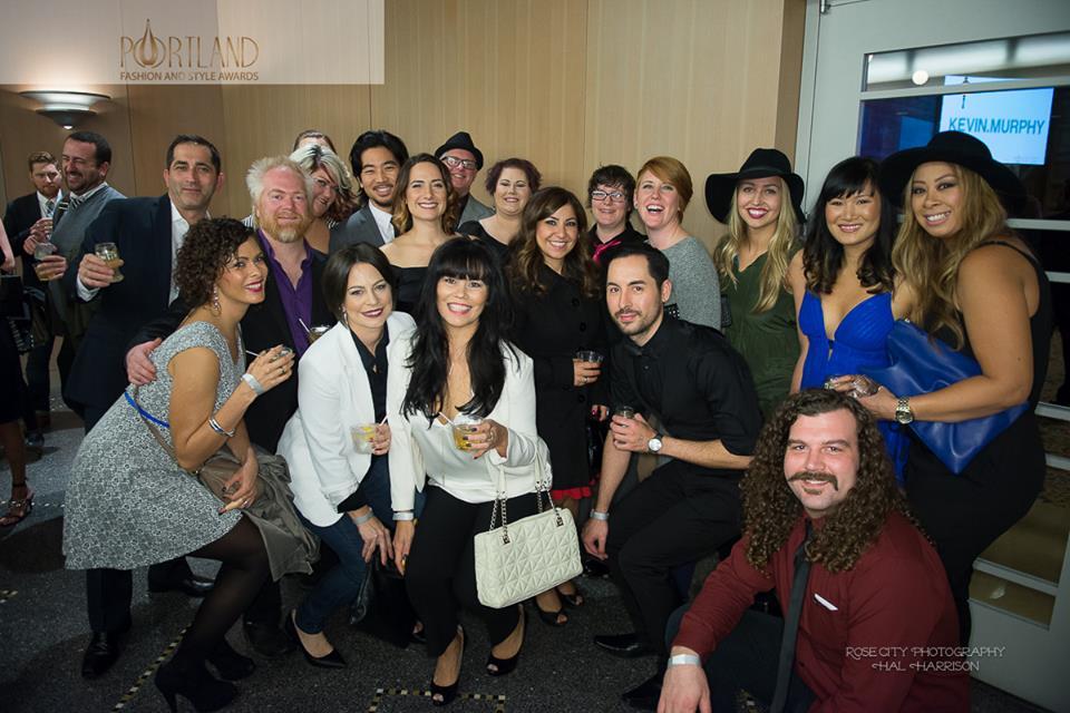 Dosha Creative Team, Portland Hairstyling Awards