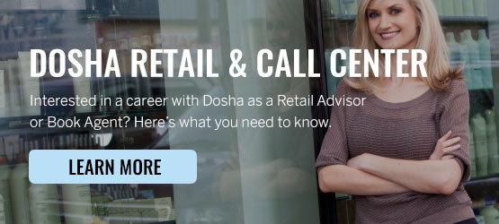 Dosha Careers, Retail, Call Center, Booking Room, Portland