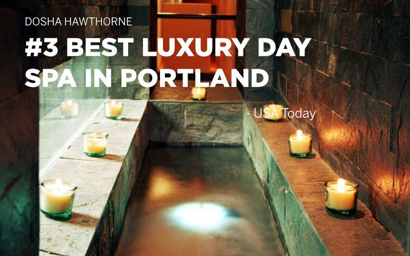 Dosha Hawthorne #3 Best Day Spa - USA Today