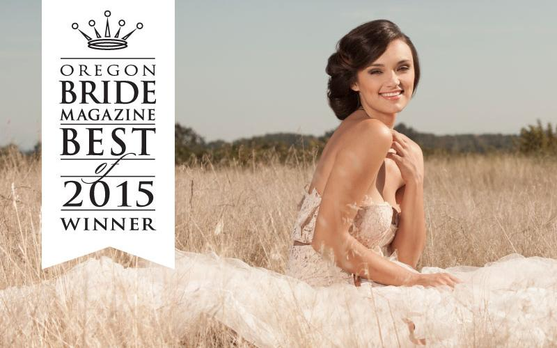 Best of Oregon Bride 2015