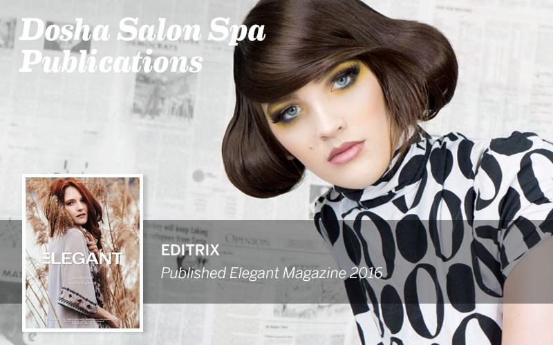 Editrix Photo Shoot, Dosha Salon Spa