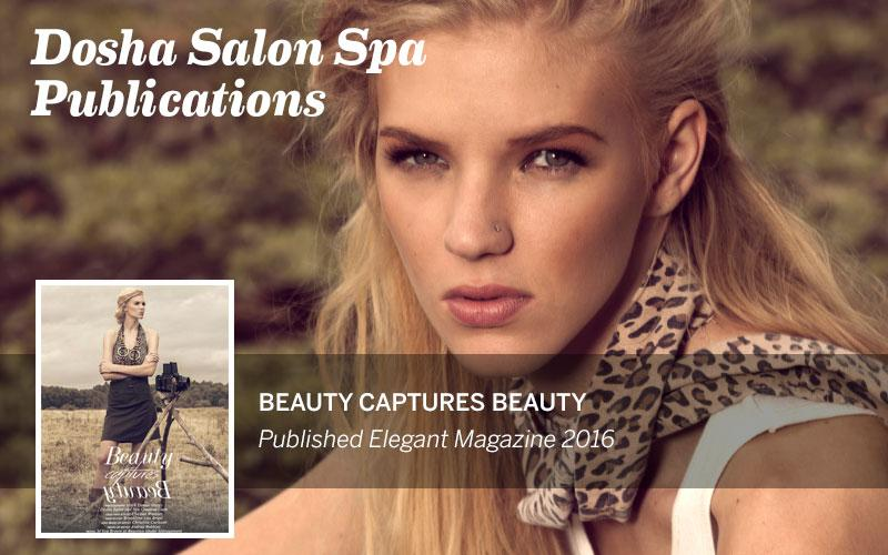 Safari Photo Shoot, Dosha Salon Spa