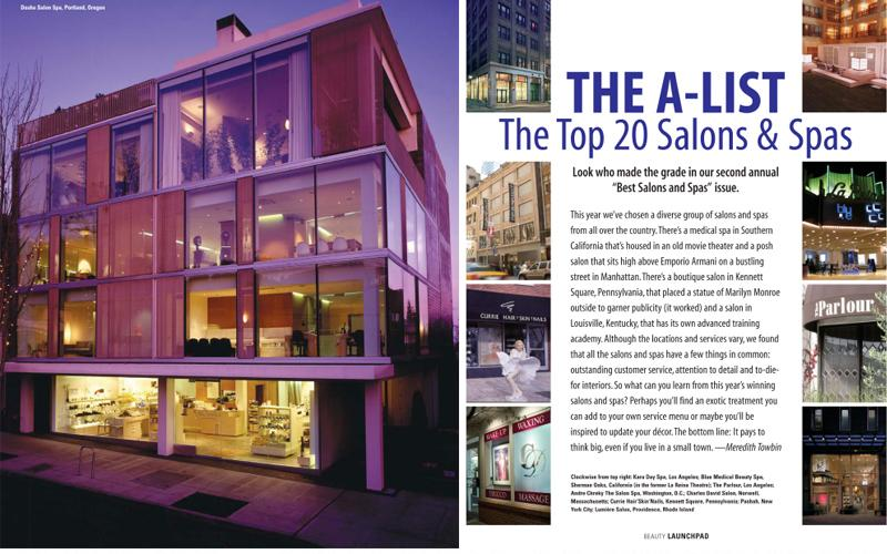 Dosha: Top 20 A-List Salons