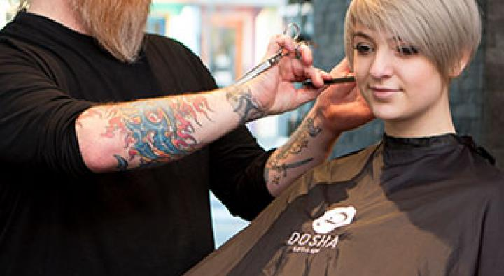 Dosha Salon Spa Services - Hair, Spa, Makeup, Massage, Nails