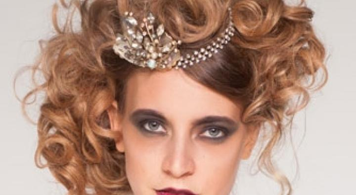 Avant Garde Hair, Bridal Hair, Crown