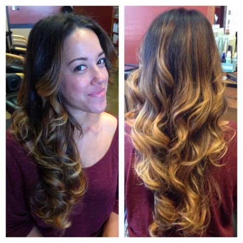 Color, Ombre, Dosha Salon Spa