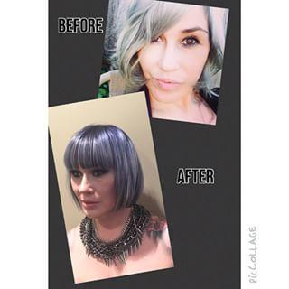 Aveda Color Blue Dosha Salon Spa