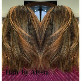 Highlights Color Dosha Salon Spa