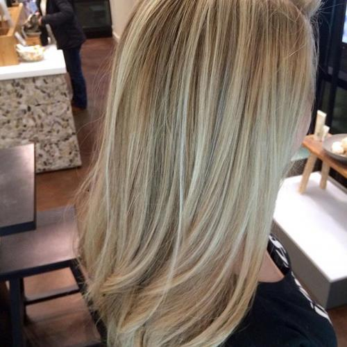 Aveda Color Blonde Dosha Salon PDX