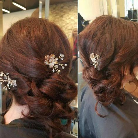 Dosha Salon Spa bride Bridal hair
