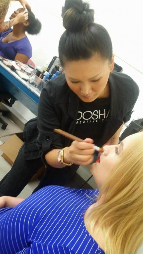 Dosha Salon Spa Makeup