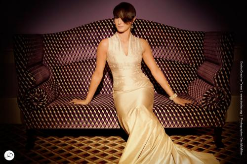 Dosha Bridal Elite Cocoon Silk Dress Giveaway Shoot Dax Mcmillan