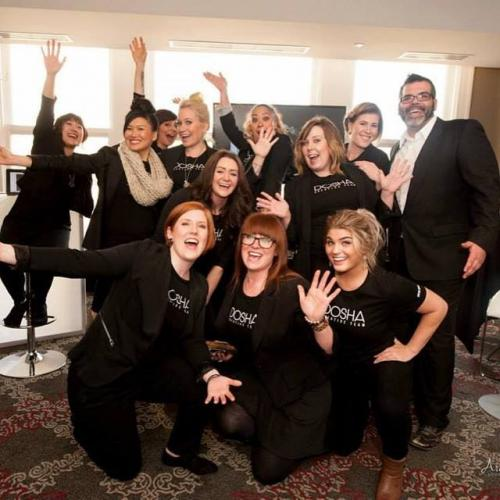 Dosha Bridal Elite Team at Rocked Event