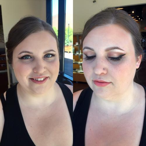 Elegant Makeup Dosha Salon Spa