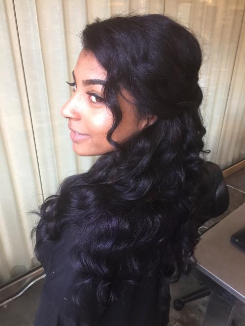 Black Hair Dosha Salon Spa