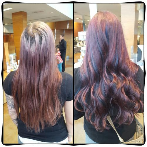 Color Correction Dosha Salon Spa