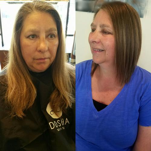 Transformation Hair Dosha Salon Spa