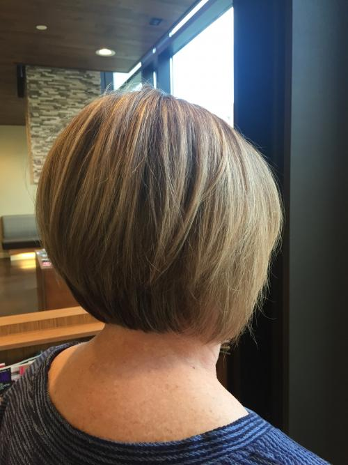 Dosha Salon Spa Stylish Bob