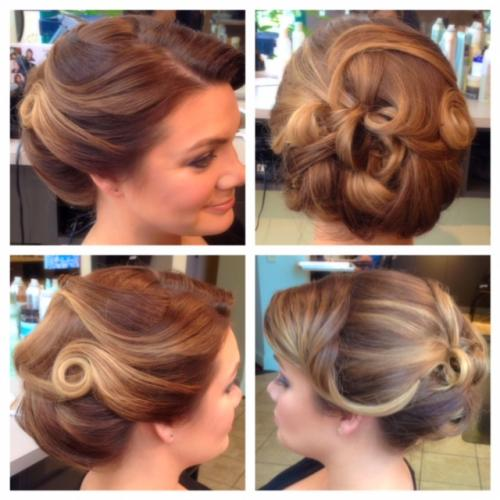bridal updo, Dosha Bridal, Dosha Bride, Dosha Salon