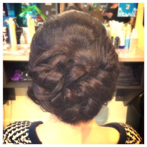 updo, dosha salon