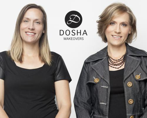 Dosha Creative Team Makeover Phototshoot short layers