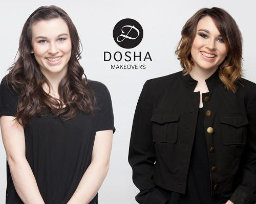 Dosha Creative Team Makeover Phototshoot subtle highlights
