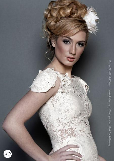 Modern Elegance Dosha Elite Bridal Team Voluminous textured Hair personal touch glamor
