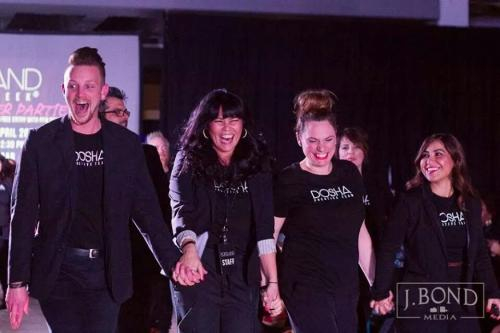 Dosha Creative Team, Portland Fashion Week
