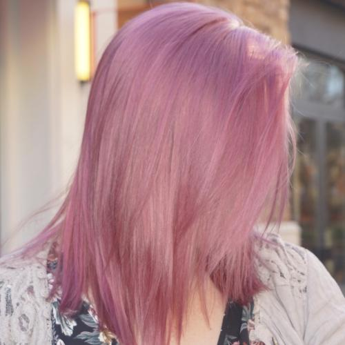 fashion color, pink hair, hair color, summer hair, aveda color
