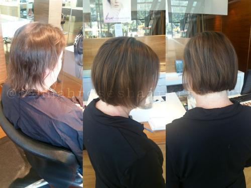 Cut and Color, Dosha Salon Spa