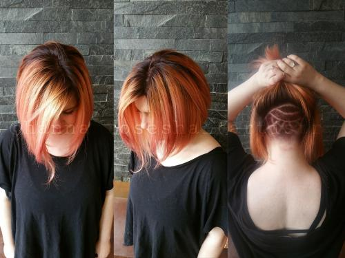Undercut Dosha Salon Spa