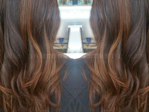 Hair Color Dosha Salon Spa