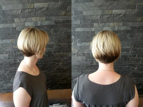 Chic Haircut Dosha Salon Spa