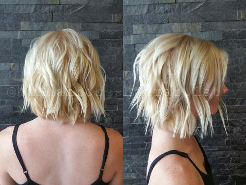 Layers, Bob, Dosha Salon Spa