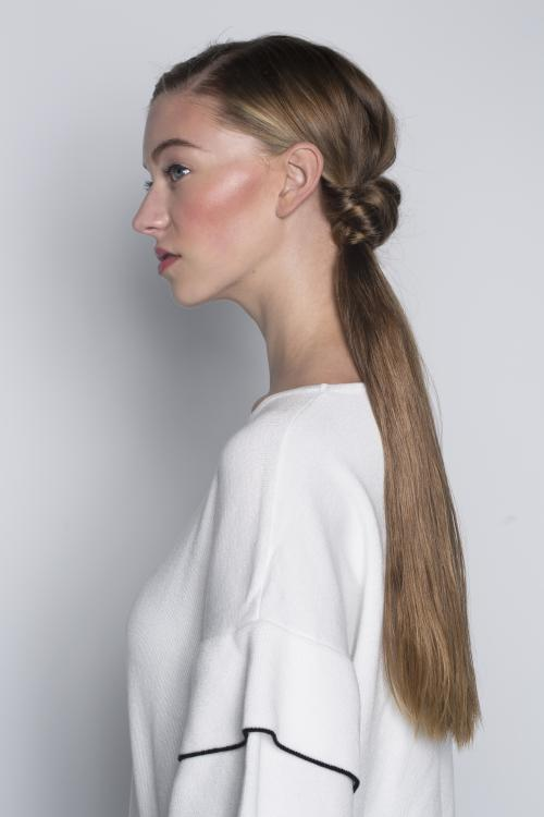 High strung ponytails dosha salon spa portland 39 s for A list salon portland