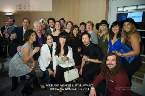 Dosha Team, Portland Fashion & Style Awards 2014