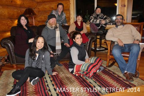 Dosha Master Stylist, Retreat, Timberline, 2014